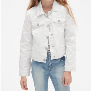 GAP Girl Jean Jacket